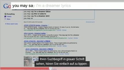 YouTube Google instant Video