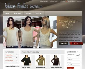 Bluehalo Streetwear & Fashion