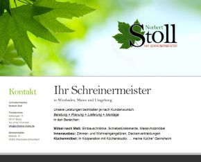 Schreiner Mainz Website